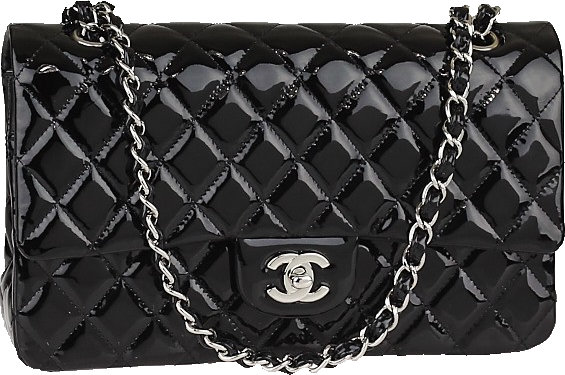 Chanel Classic Double Flap Quilted Medium Black
