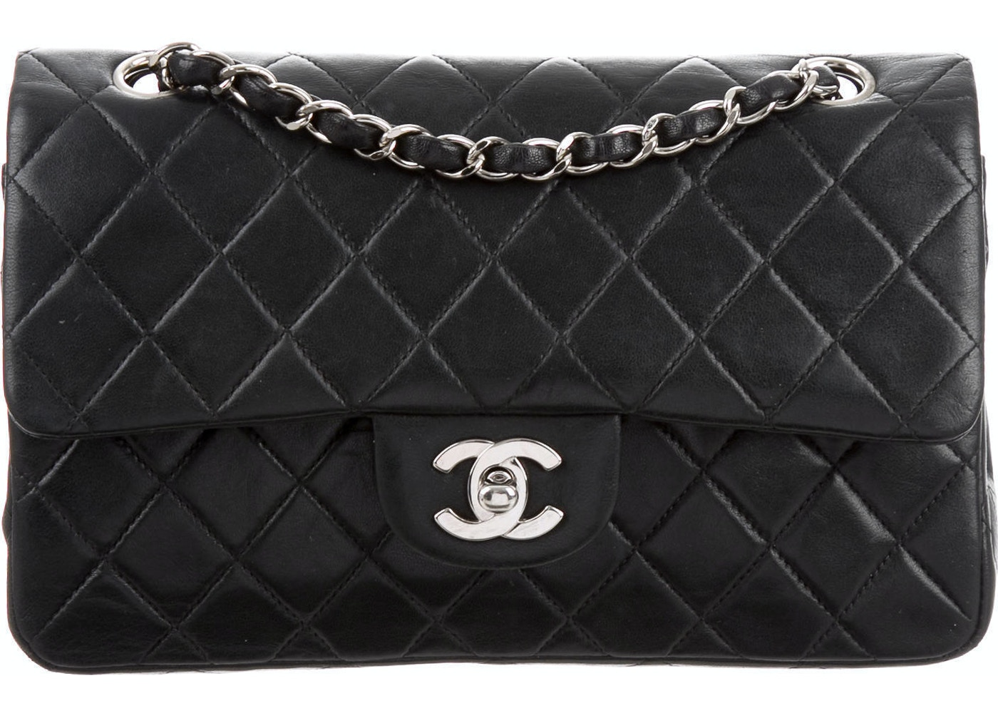 63a641e1bbd7 Sell. or Ask. View All Bids. Chanel Classic Double Flap Quilted Small Black
