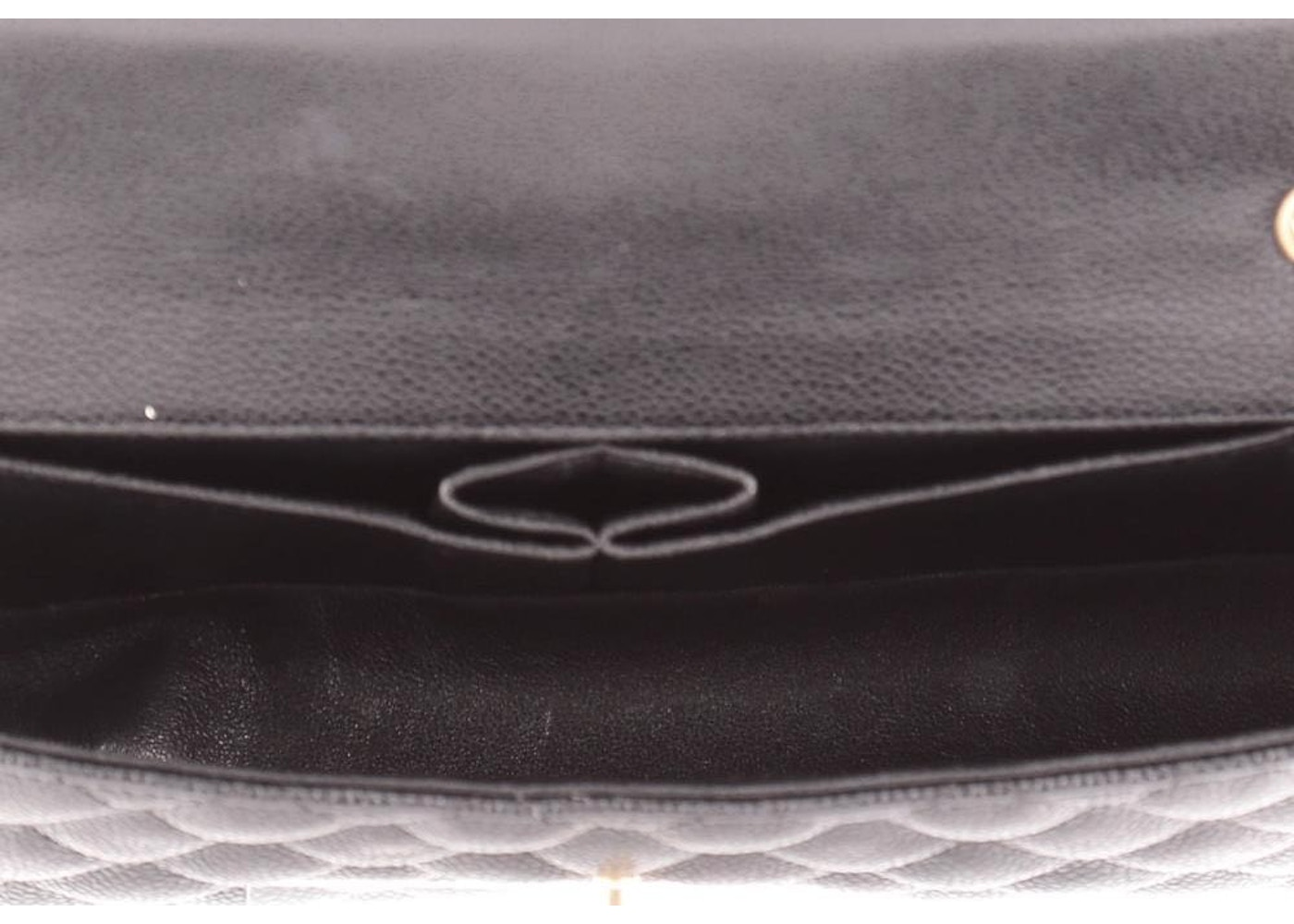 d4cdcd4b86f6 Chanel East West Classic Single Flap Quilted Diamond Black