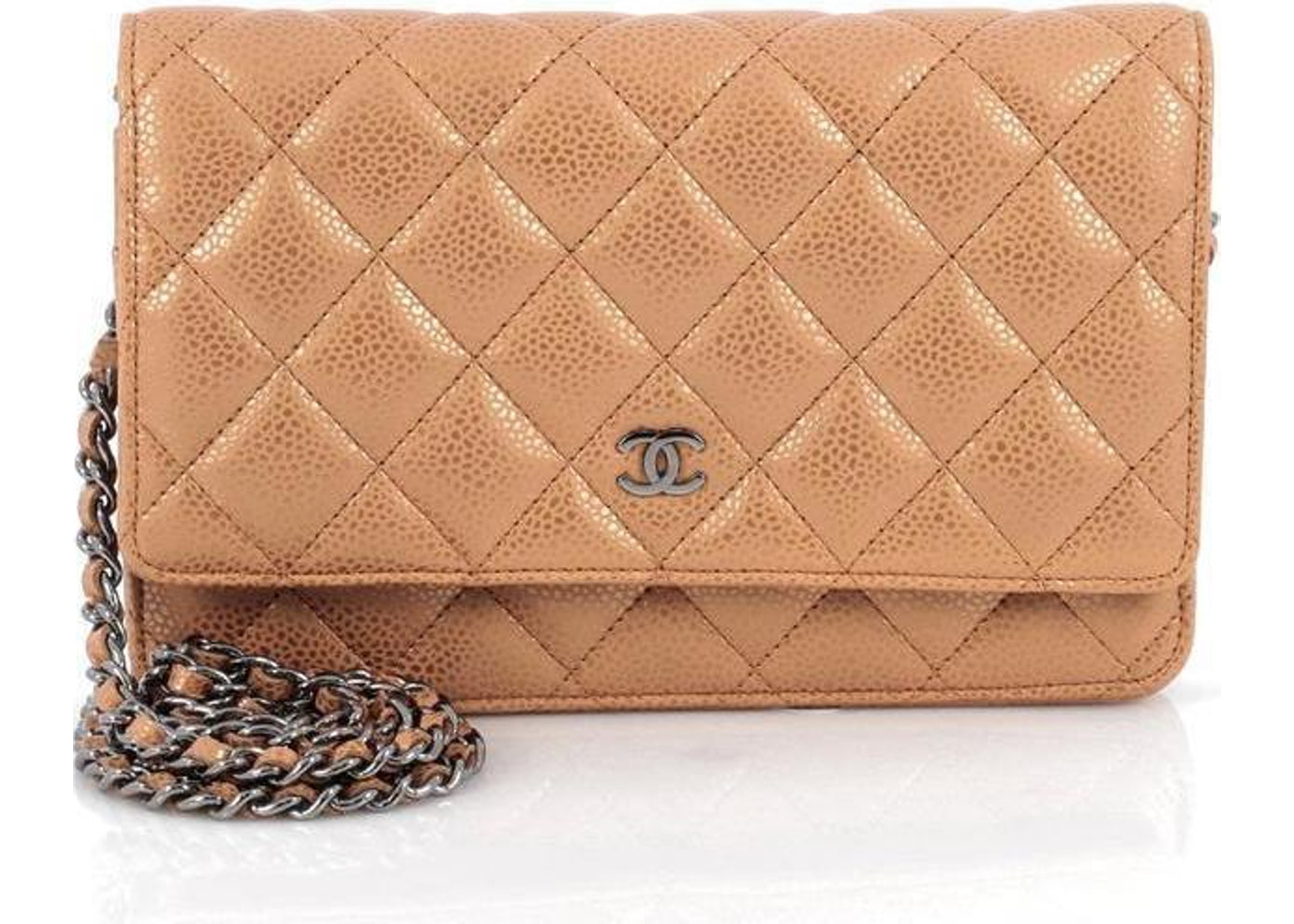 a7556e93ab33 Buy   Sell Chanel WOC Handbags - Price Premium