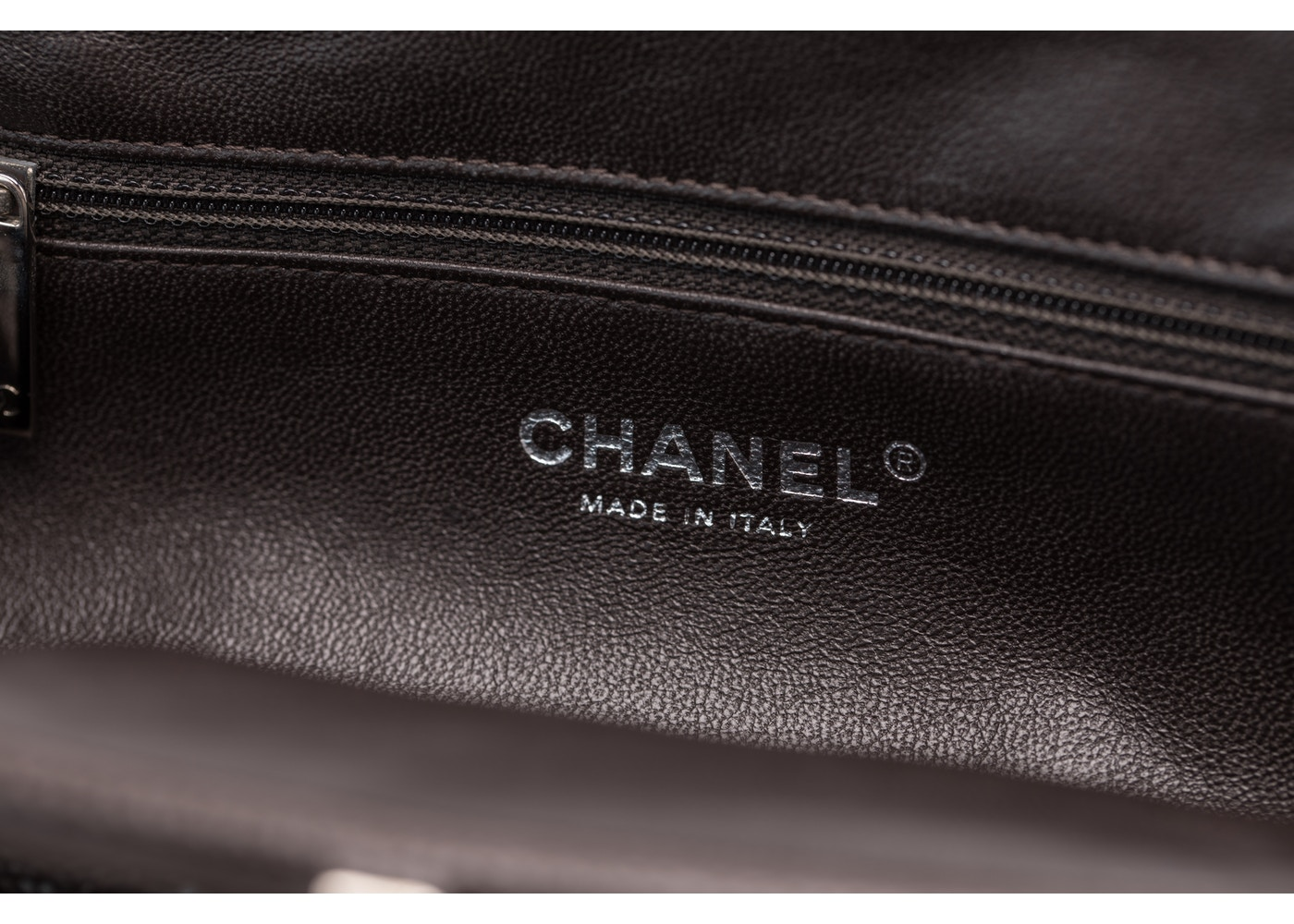 a21de484e1f8 Chanel Timeless Clutch Quilted Dark Brown