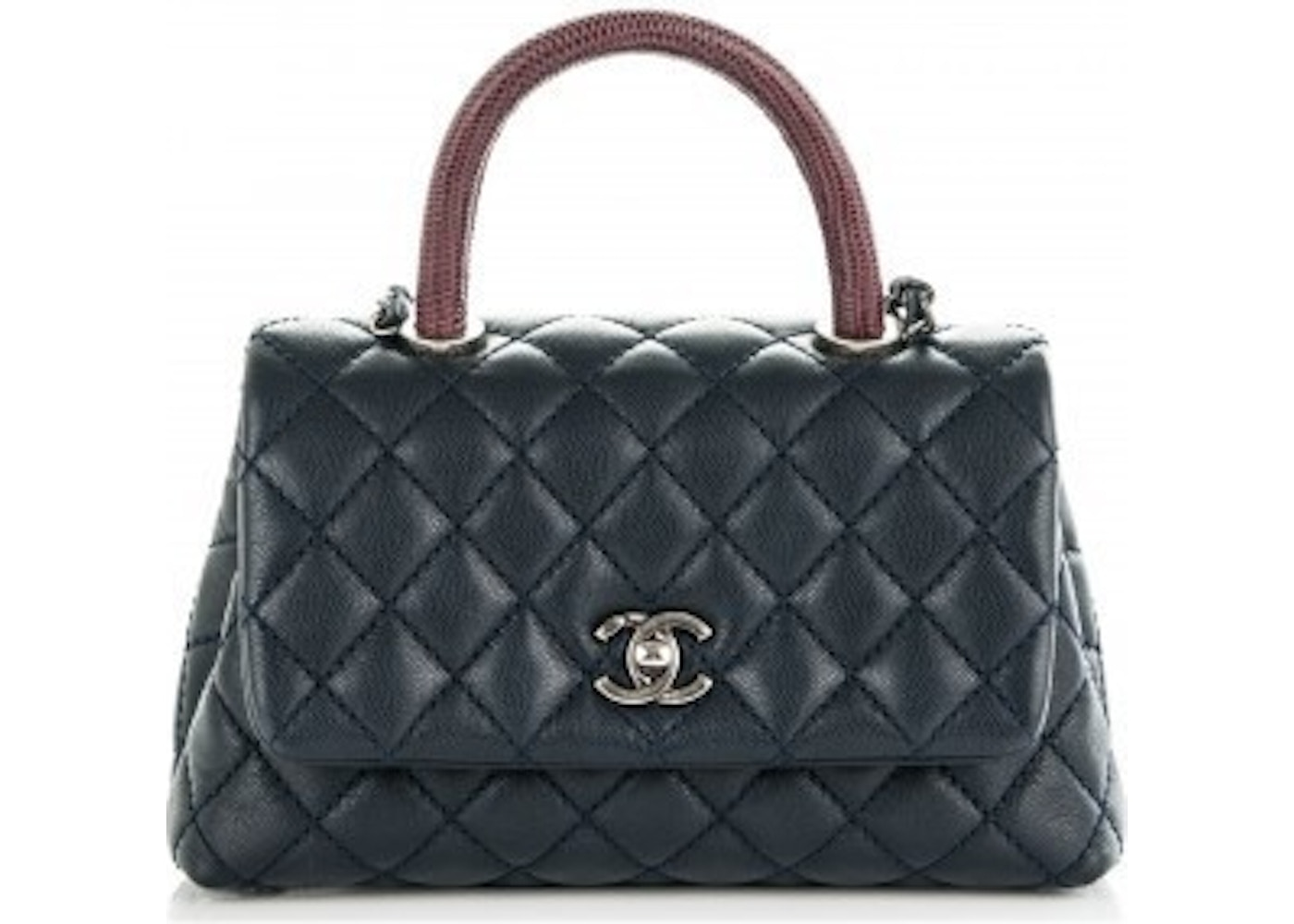 593c71ba0bb813 Sell. or Ask. View All Bids. Chanel Coco Handle Bag ...