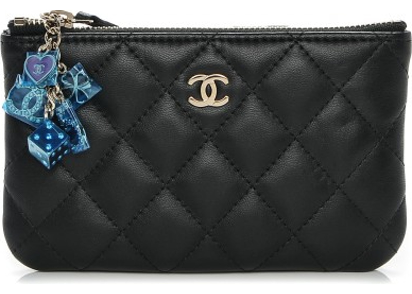 Chanel Casino Coin Purse Quilted. Quilted b037f5a1083d0
