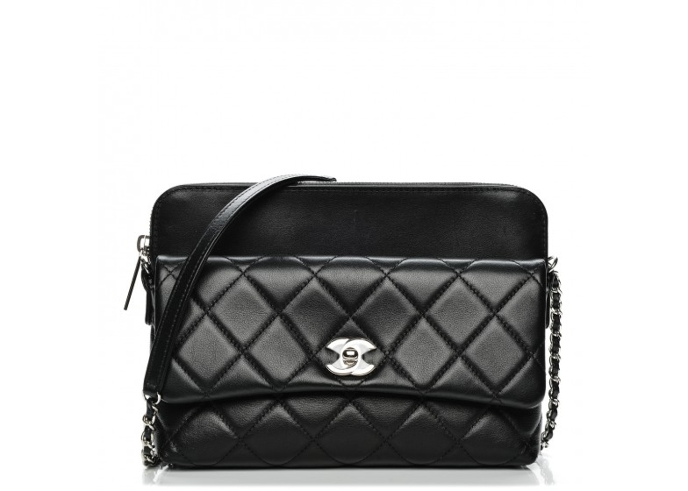 67ae7aaf Chanel Crossbody Bag Quilted