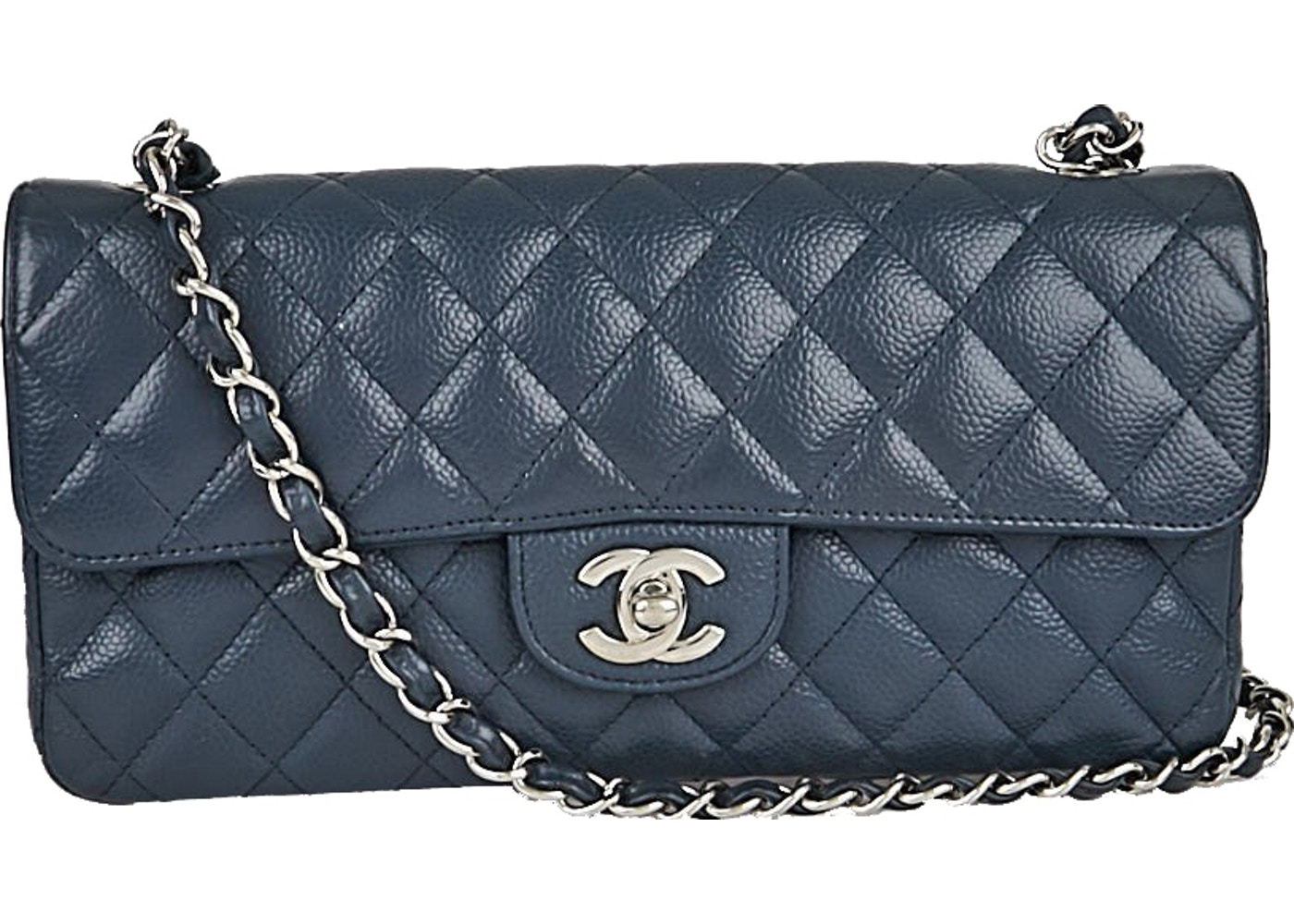 b4d3f2a55b85 Sell. or Ask. View All Bids. Chanel East West Classic Single Flap Diamond  Quilted