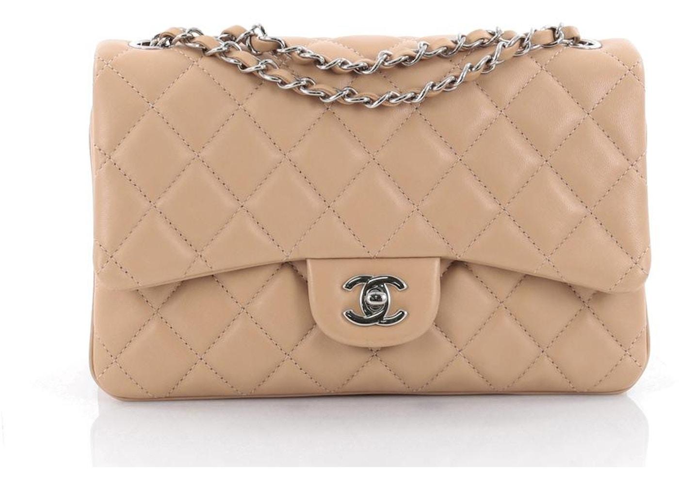 Chanel Bag Flap Quilted Diamond Medium