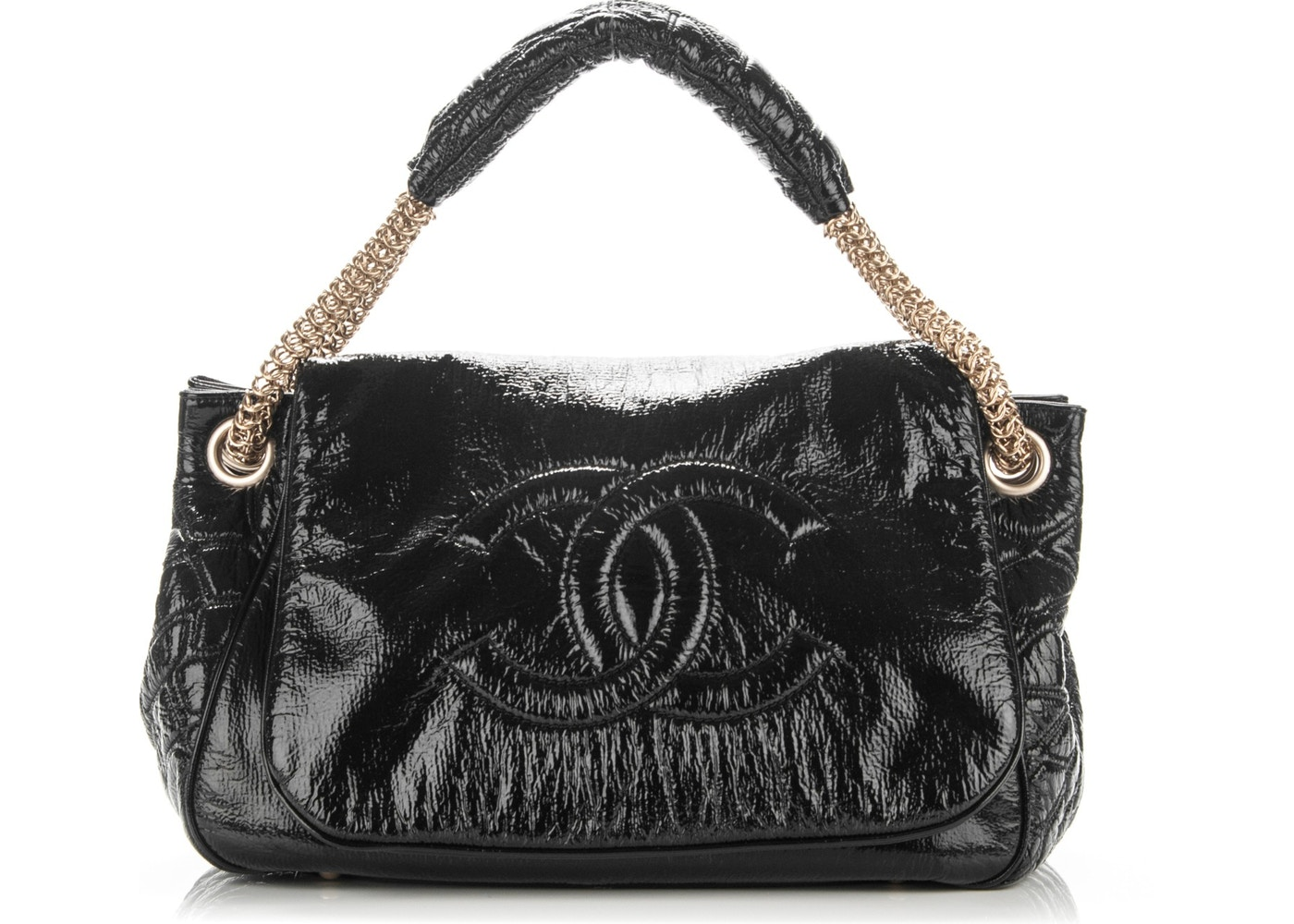 8e4258f5940a Chanel Accordion Flap Rodeo Drive Black. Rodeo Drive Black