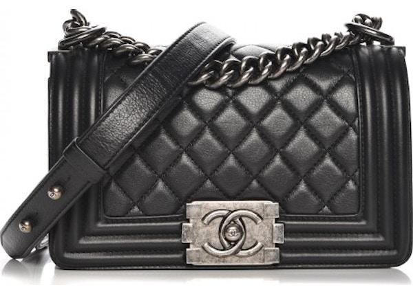 7a273c1e819b Buy & Sell Chanel Flap Handbags - New Highest Bids