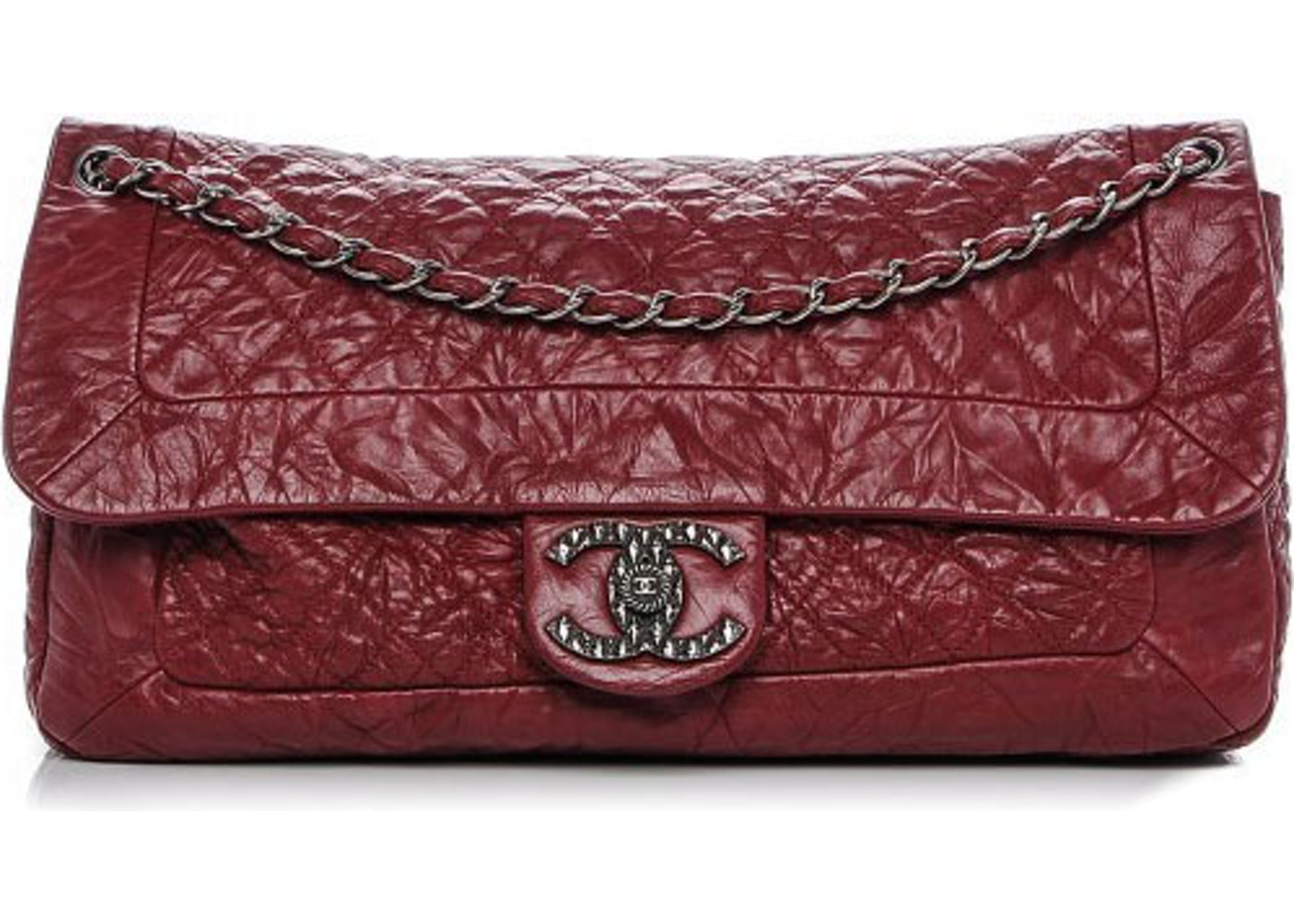 50d3ae4aa03724 Sell. or Ask. View All Bids. Chanel Flap Diamond Coco Rider ...