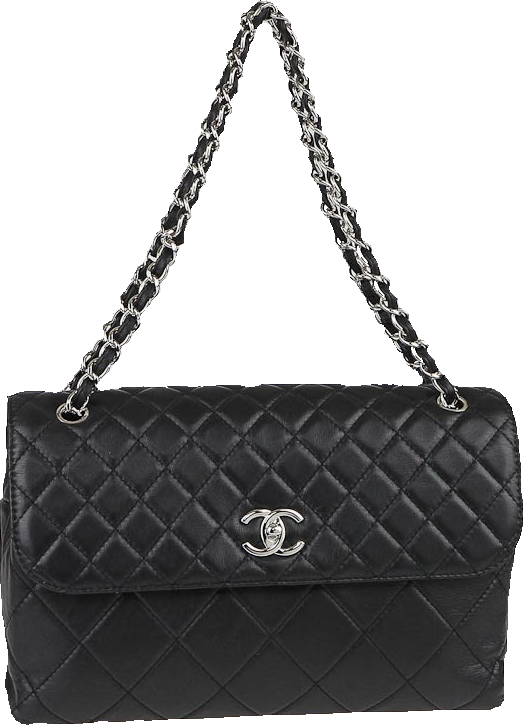 Chanel Flap In the Business Quilted Black