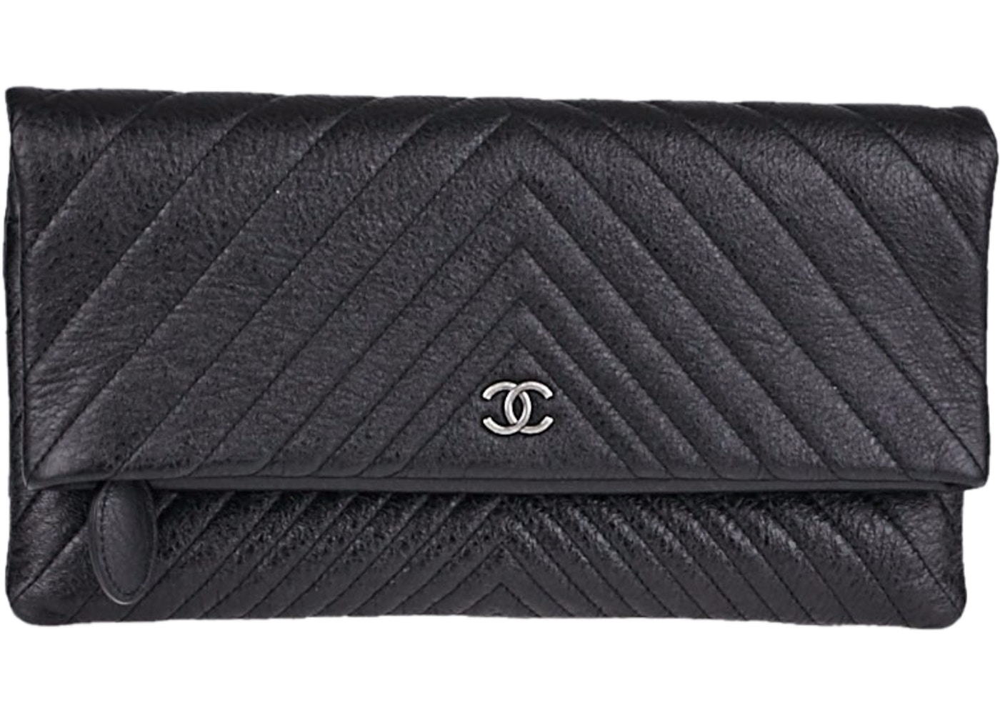 2eb9ada1fbc2 Sell. or Ask. View All Bids. Chanel Fold Pouch ...