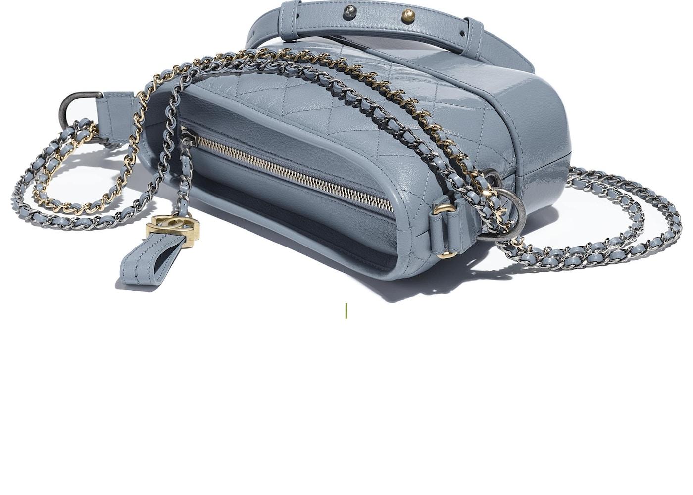115dcc368d0 Chanel Gabrielle Hobo Bag Small Blue