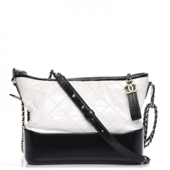 d977858f8f00 Chanel Gabrielle Hobo Diamond …