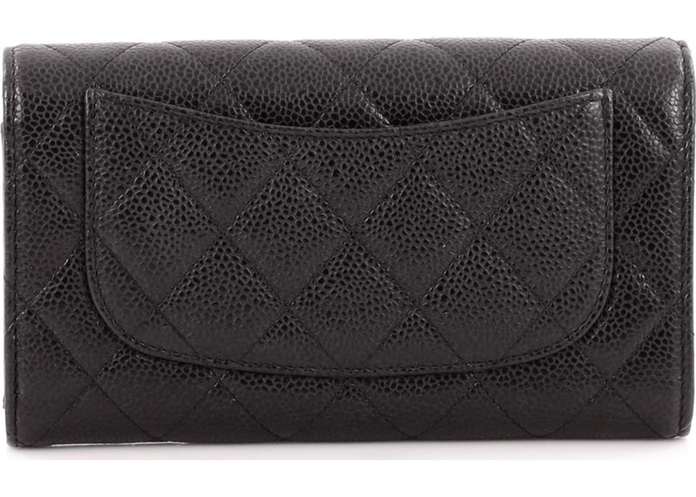 428606291755d9 Chanel L Flap Wallet Quilted Long