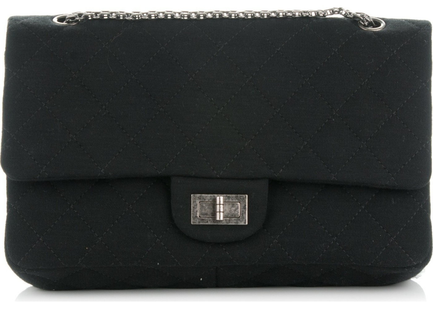 195748d2633d Sell. or Ask. View All Bids. Chanel Reissue 2.55 Classic Double Flap  Quilted 227 Black