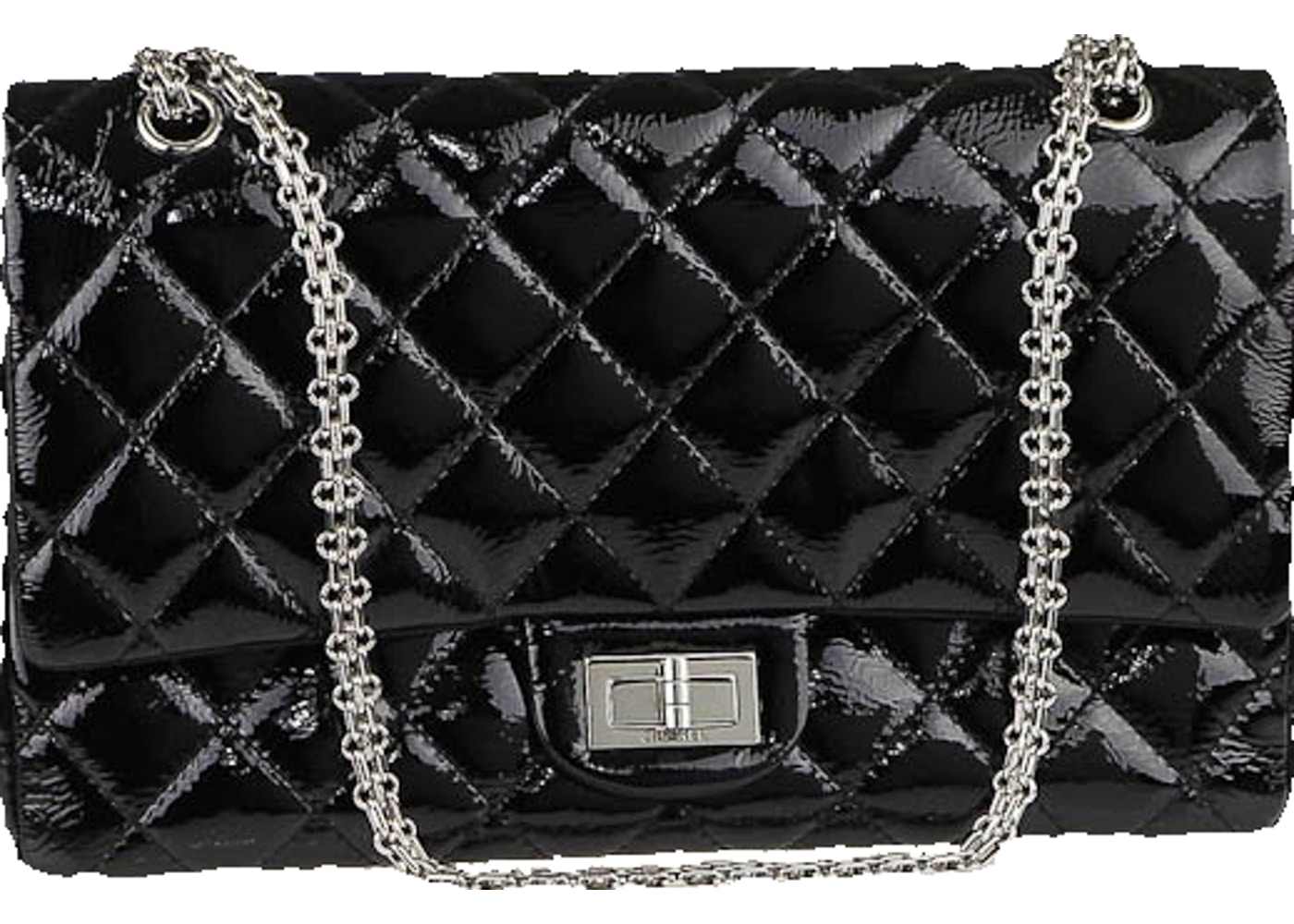 1b57262e485ee0 Sell. or Ask. View All Bids. Chanel Reissue 2.55 Classic Double Flap Quilted  227 Black