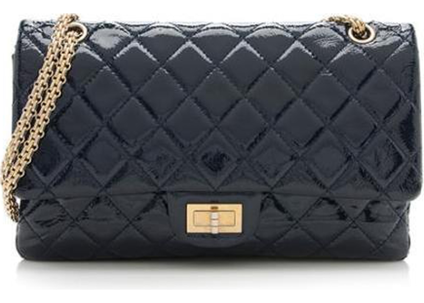 2adc459f903a Sell. or Ask. View All Bids. Chanel Reissue 2.55 Classic Double Flap  Quilted 226 Blue
