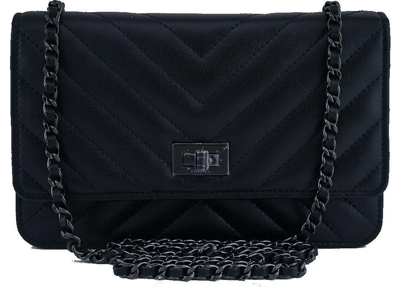 a2e7ed93 Chanel So Black Bag Price