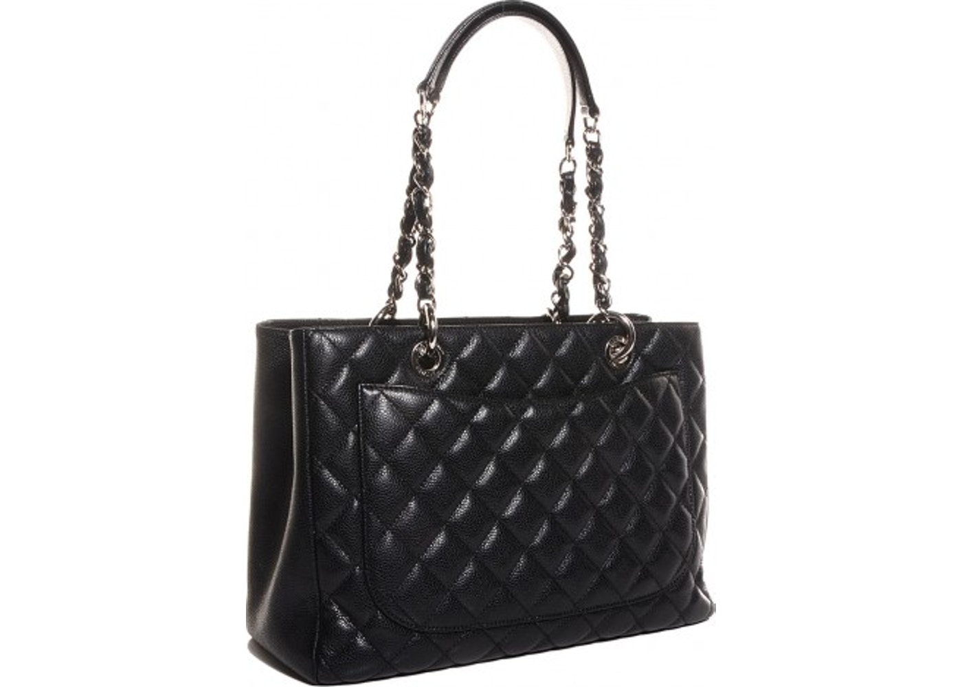 150ce43007ddd5 Sell. or Ask. View All Bids. Chanel Shopping Tote Quilted Grand Black