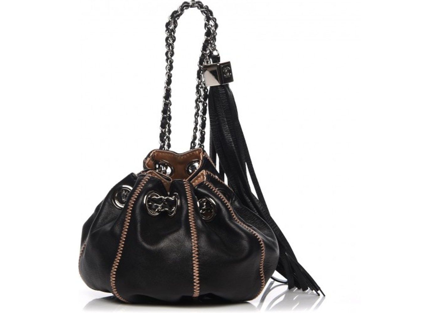 bd408ad641 Chanel Reversible Sac Cordon Mini. Mini