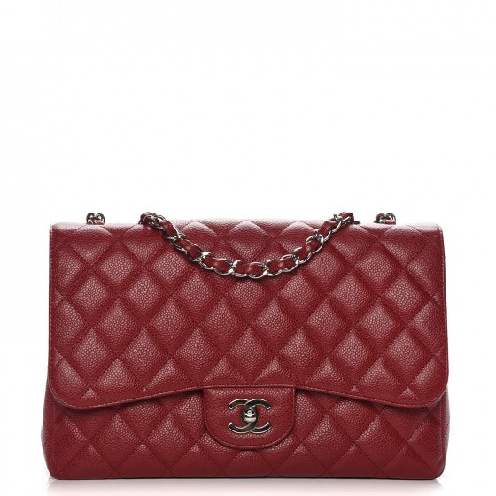 Chanel Single Flap Quilted Jumbo