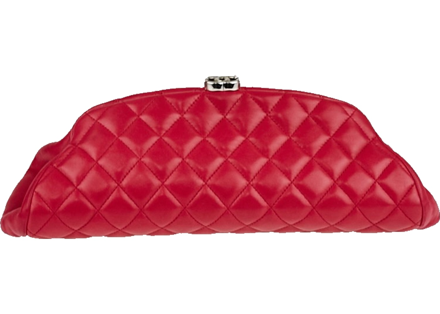 047348dd720ead Sell. or Ask. View All Bids. Chanel Timeless Clutch Quilted Red