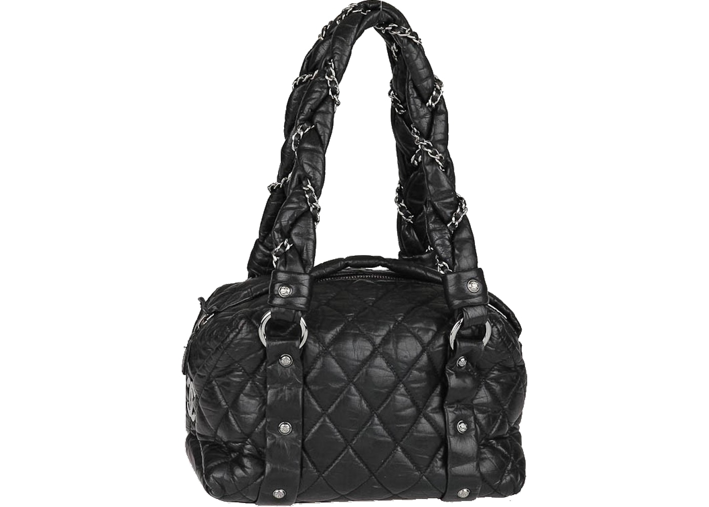 076632a1e75420 Sell. or Ask. View All Bids. Chanel Tote Lady braid Quilted ...