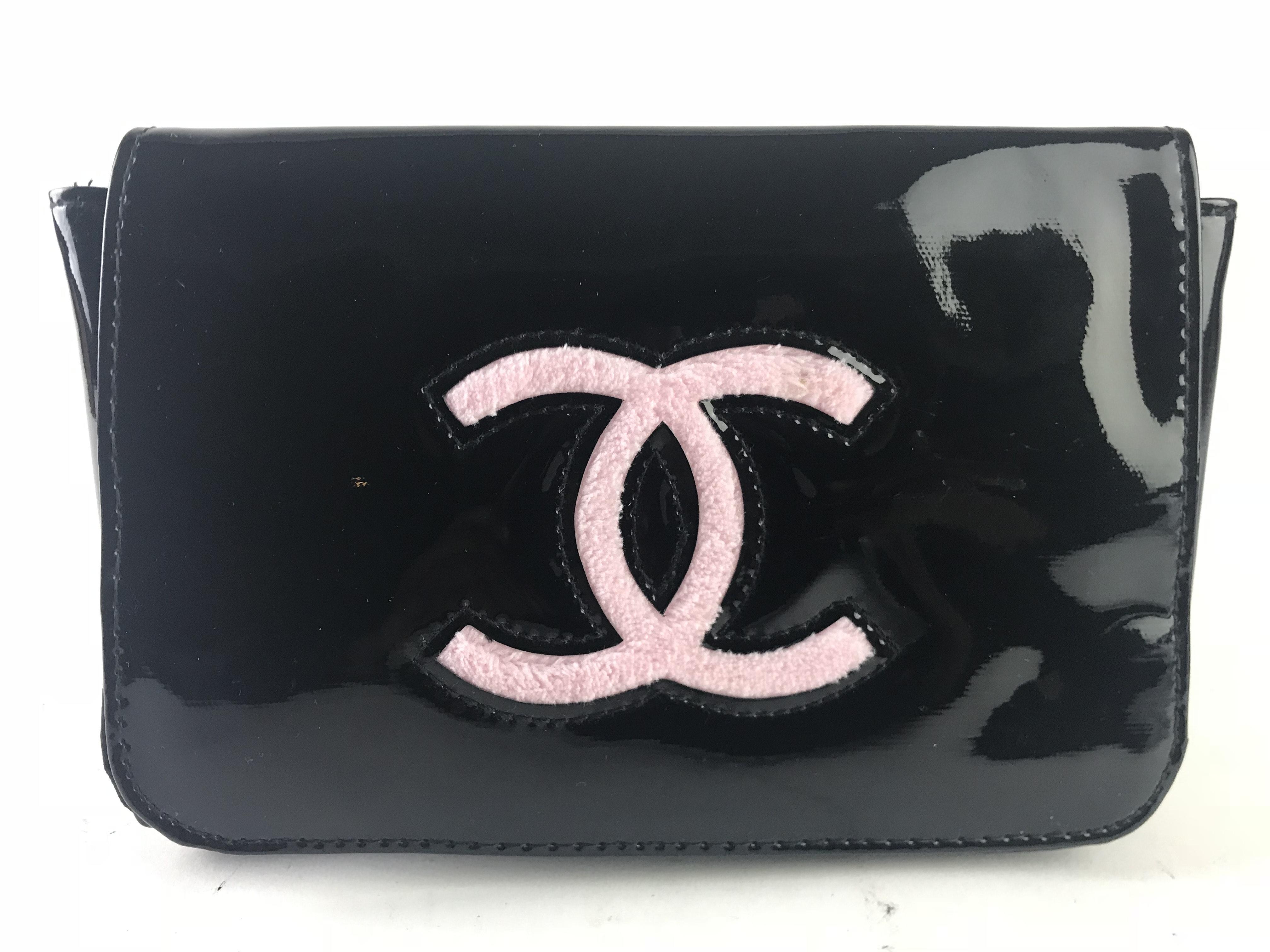 CC Logo Black/Pink