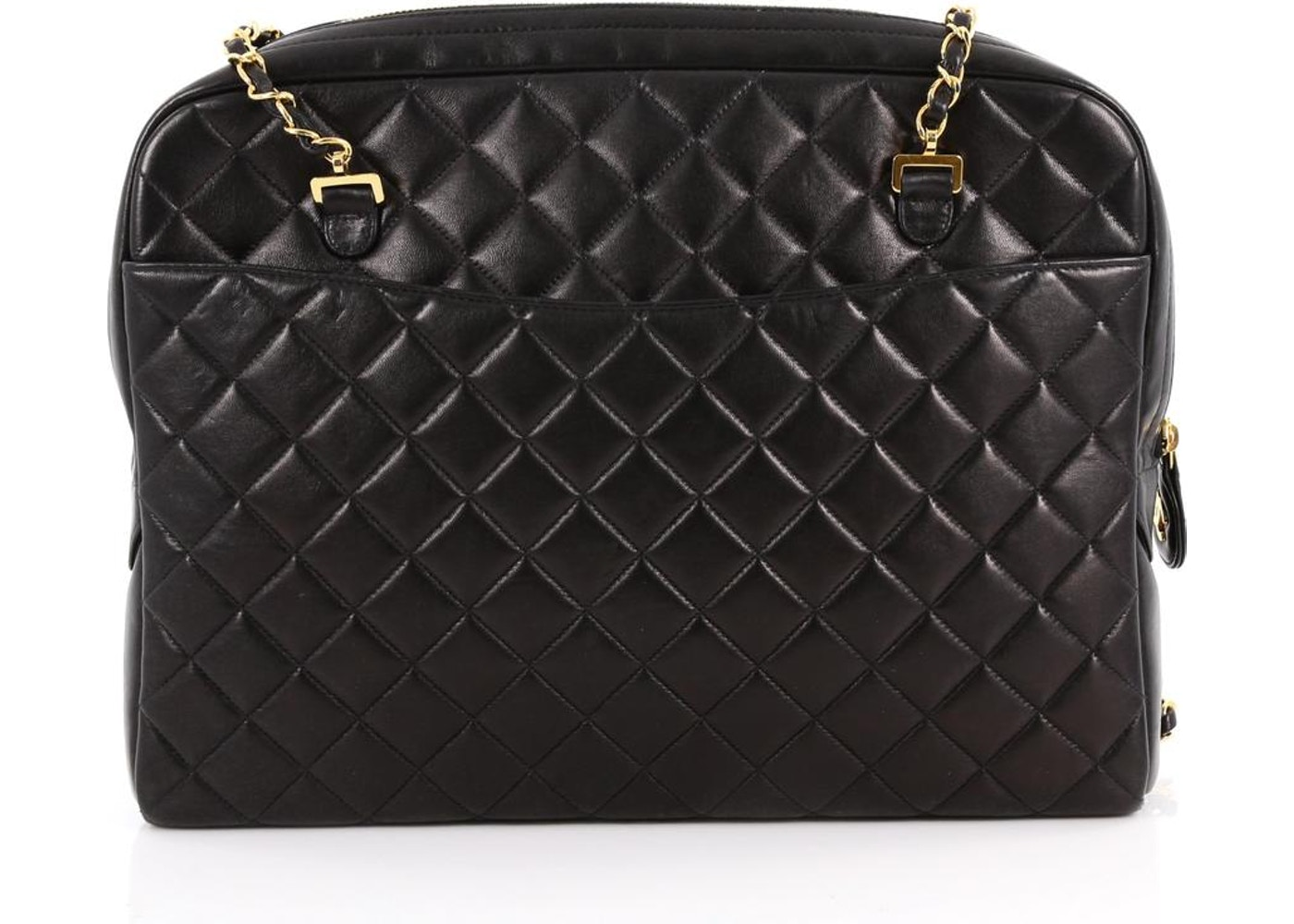 84673db72bec Sell. or Ask. View All Bids. Chanel Vintage Camera Bag Quilted Large Black