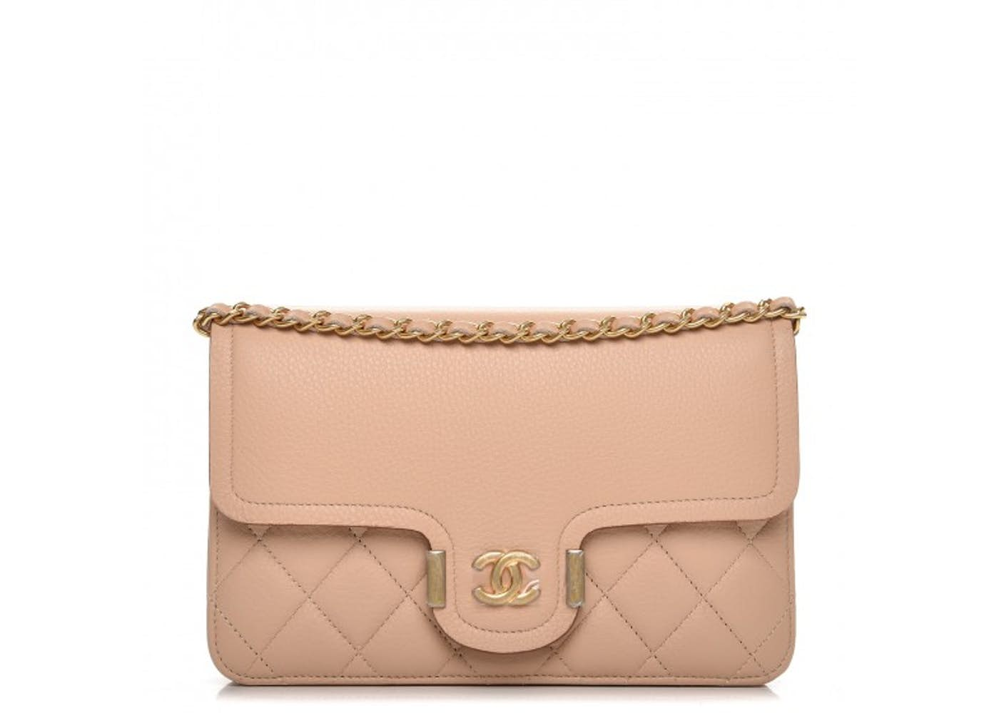 e3762c1b8d6c Chanel Wallet On Chain Beige   Stanford Center for Opportunity ...