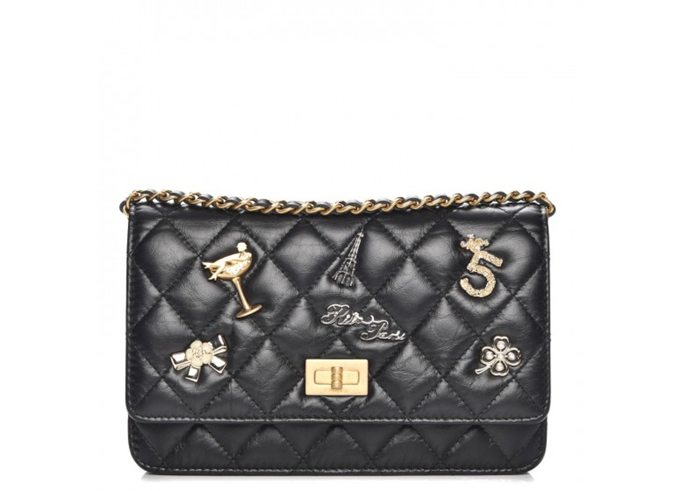 Chanel Reissue 2 55 Wallet On Chain