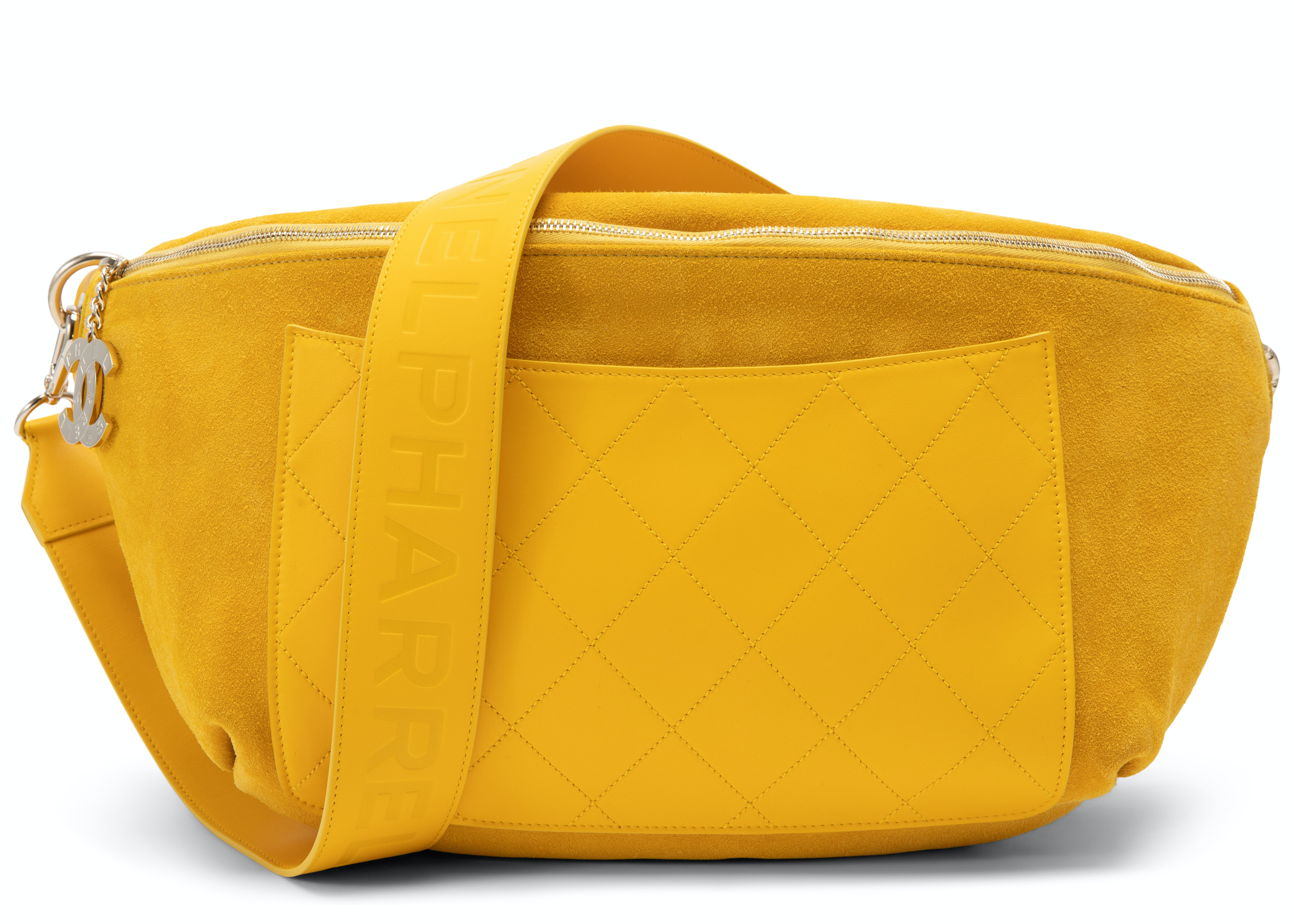 Chanel x Pharrell Waist Bag Yellow