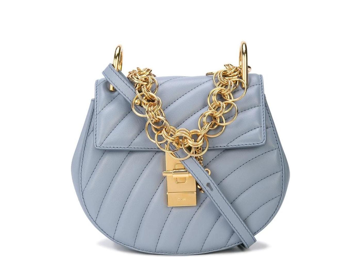 a2fe75b64e Chloe Bijou Drew Mini Cloudy Blue