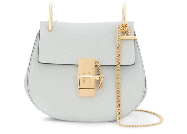 Chloe Drew Crossbody Mini Airy Grey