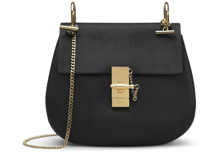 Chloe Drew Crossbody Mini Black