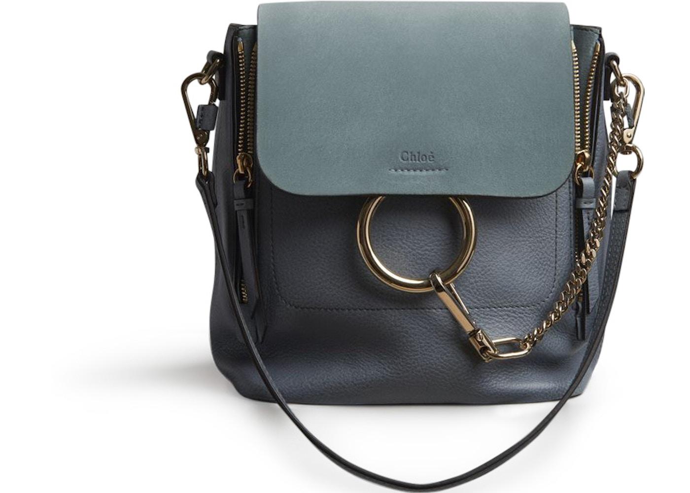 a6867f05e Chloe Faye Backpack Small Cloudy Blue. Small Cloudy Blue