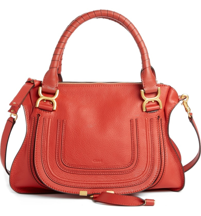 Chloe Marcie Medium Red