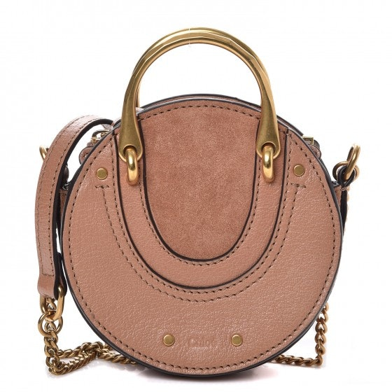 Chloe Pixie Mini Nougat Light Brown
