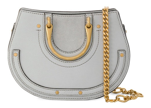 Chloe Pixie Waist Bag Mini Airy Grey