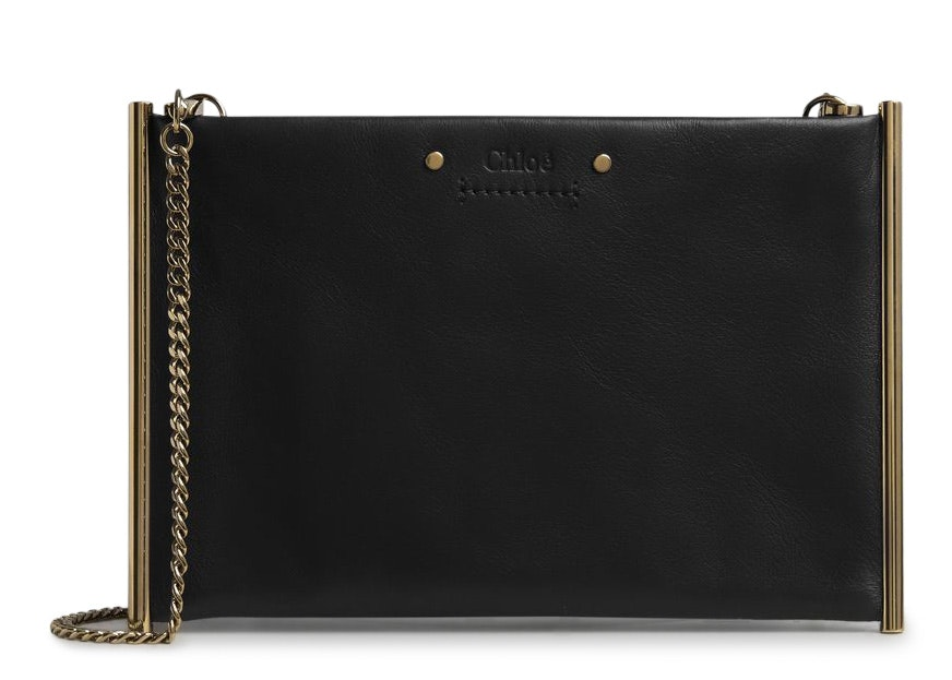 Chloe Roy Clutch Mini Black