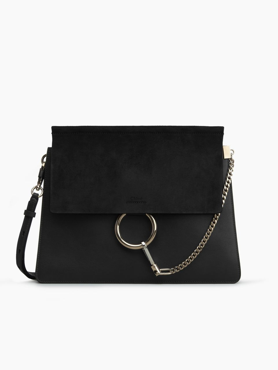 Chloe Shoulder Bag Faye Black