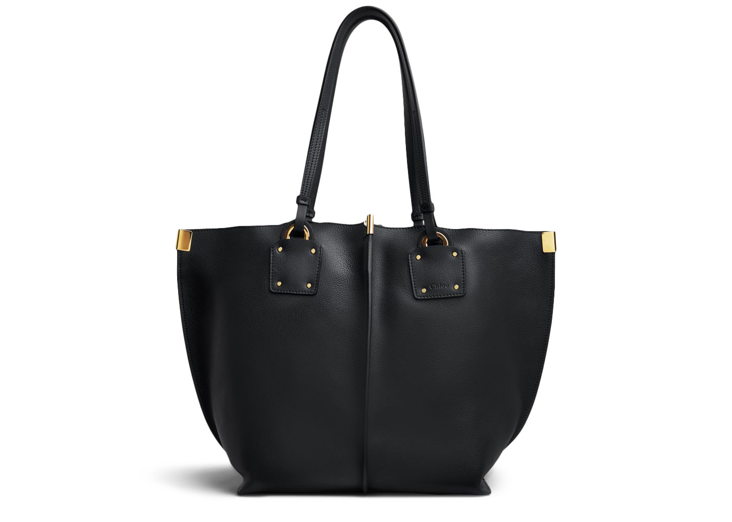 Chloe Vicky Tote Medium Black