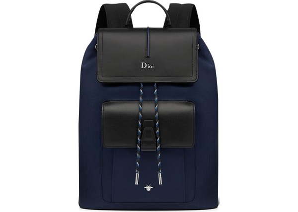 d7ed7051 Dior Motion Rucksack Mini Navy Blue