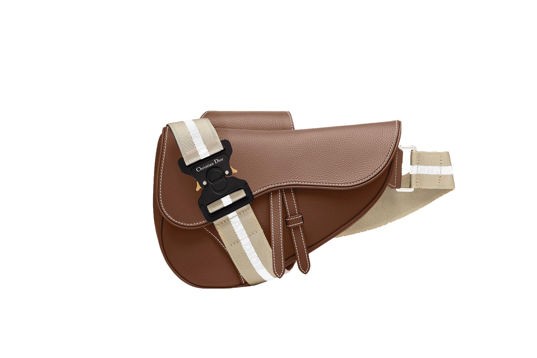 Dior Saddle Bag Brown