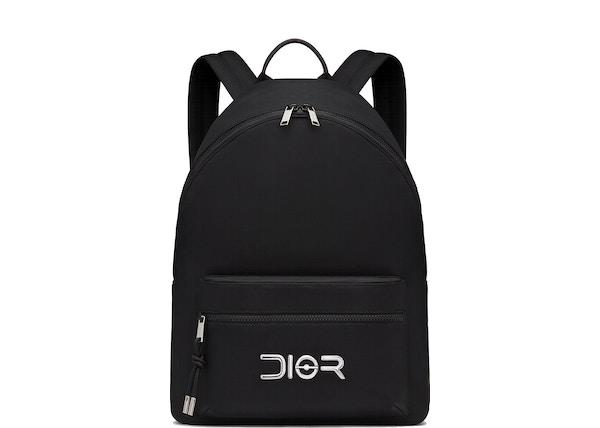 10a8d602ff35 Dior x Sorayama Backpack Nylon Black