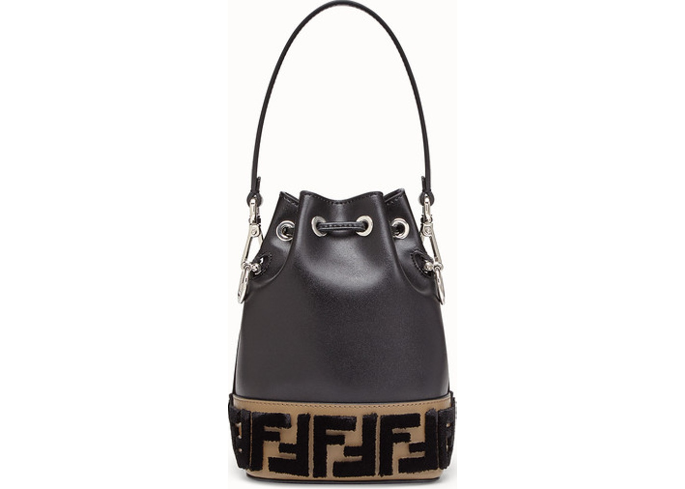 fd340abaf3d Sell. or Ask. View All Bids. Fendi Bucket Mon Tresor FF ...