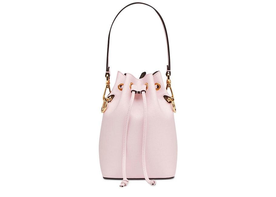 Fendi Mon Tresor Bucket Bag Mini Pink