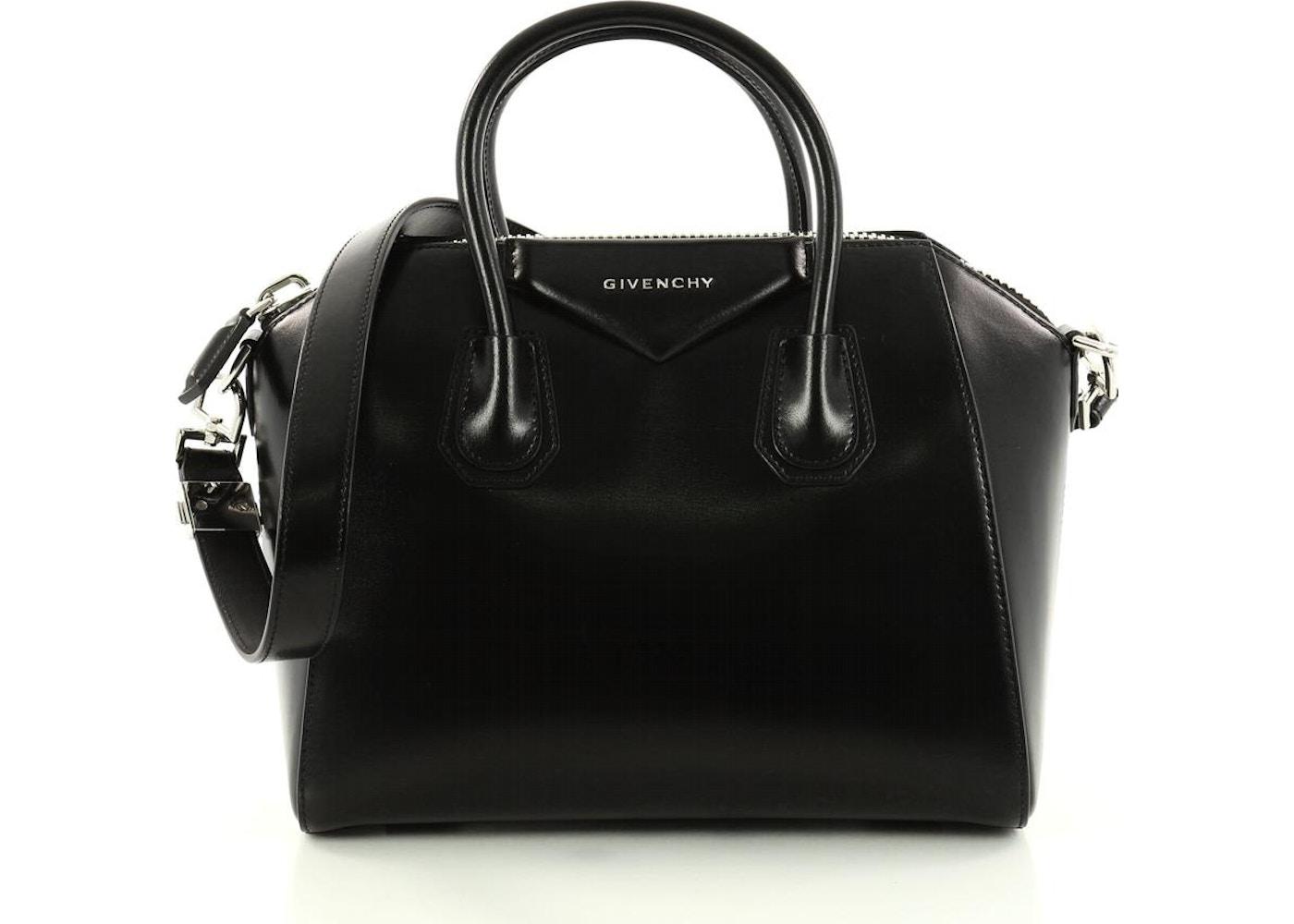 a5b366323f19 Givenchy Antigona Tote Glazed Small Black. Glazed Small Black