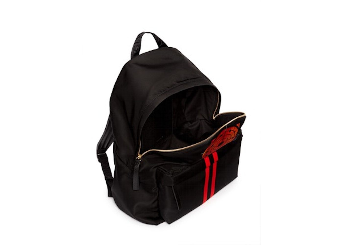 364f0f74cf92 Black Mini Backpack Target- Fenix Toulouse Handball
