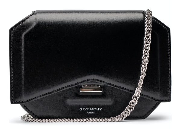 9b37d982e9 Givenchy Crossbody Bow-Cut Mini Black
